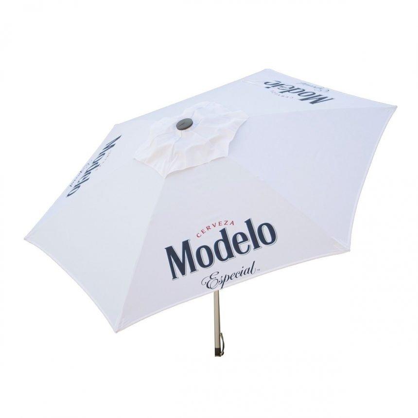 branded umbrella, patio umbrella, porch umbrella, beach umbrella