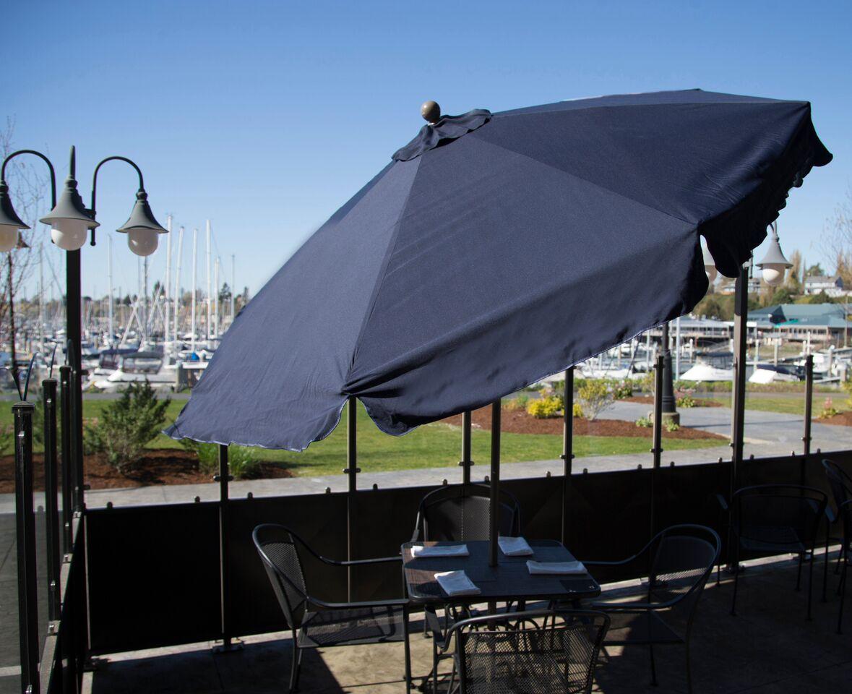 deluxe canada ppu s patio u lowe umbrellas view cantilever larger umbrella corliving
