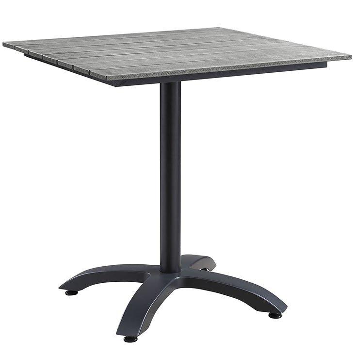 patio table, metal table, metal patio table