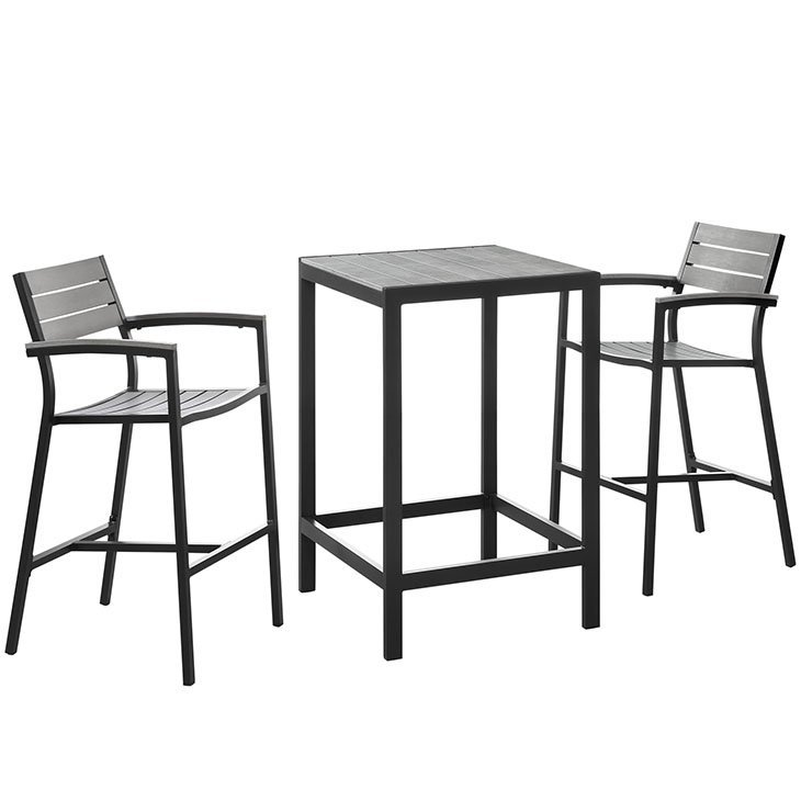 3 Piece Outdoor Patio Dining Set Patio Furniture Co
