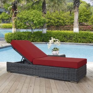 Patio Sunbrella® Chaise Lounge EEI-1876