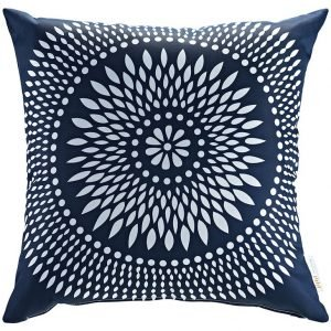OUTDOOR PATIO SINGLE PILLOW IN CARTOUCHE