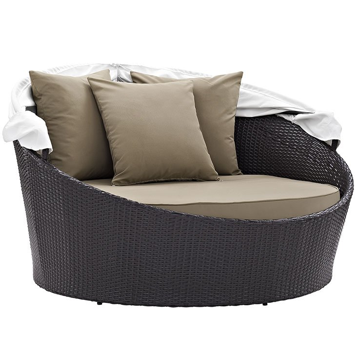 Canopy Patio Daybed EEI-2175