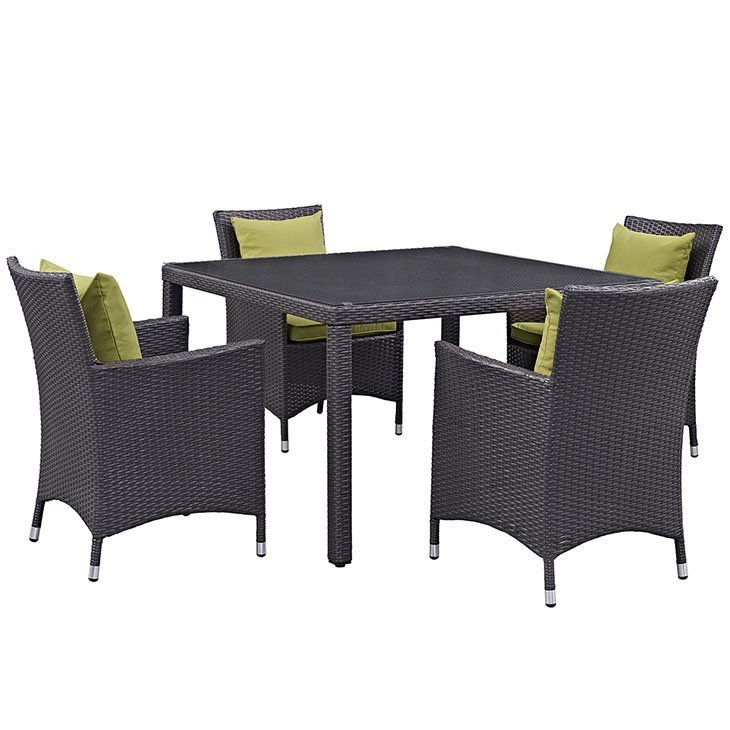 rattan dining set, patio dining set, outdoor patio dining set, outdoor dining furniture