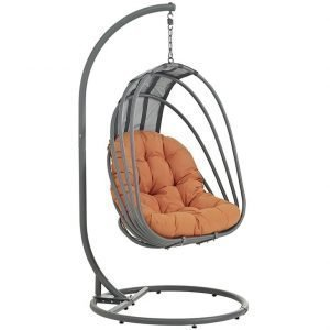 Patio Swing Chair with Stand, hanging chair, patio swing, porch swing, outdoor chair