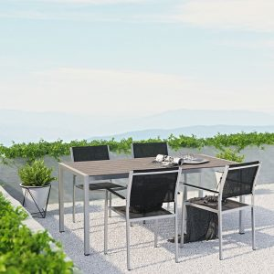 Aluminum Patio Dining Set