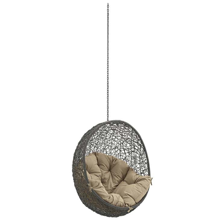 hanging chair, patio swing, porch swing, patio swing chair, rattan swing