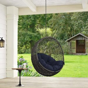 Outdoor Patio Swing Chair Without Stand EEI-2654