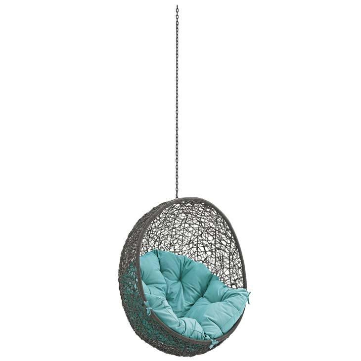 rattan chair, rattan swing, patio swing, hanging chair,