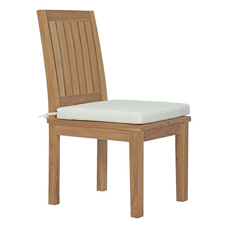 Teak Wood Patio Dining Chair
