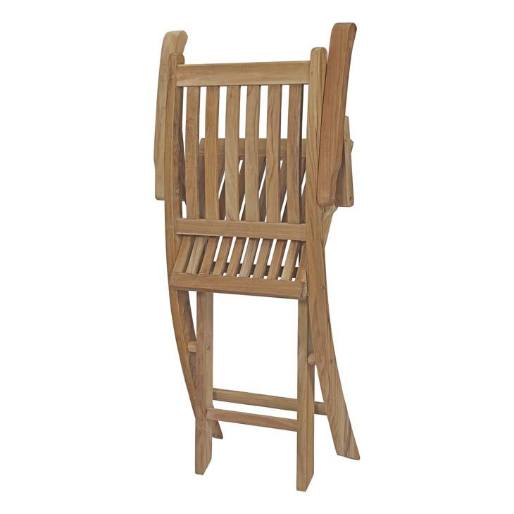 Teak Folding Patio Chair
