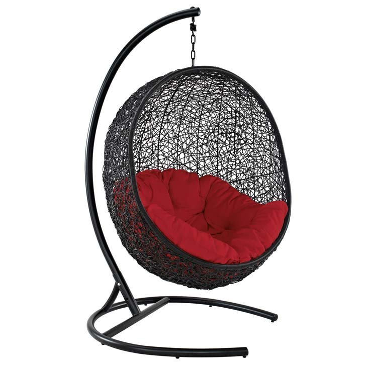 hanging chair, patio swing, porch swing, outdoor swing, rattan swing, outdoor rattan chair