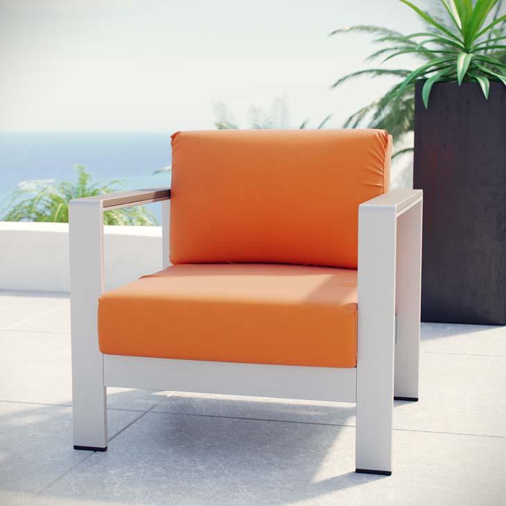 Aluminum Outdoor Chair