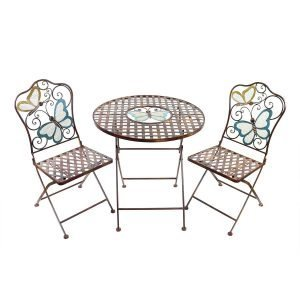 Butterfly Bistro Set