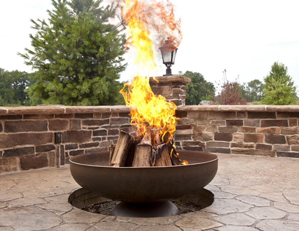 Patriot Steel Fire Pit