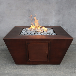 Amere Copper Fire Pit