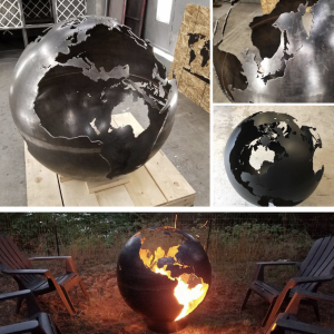 Earth Fire Pit