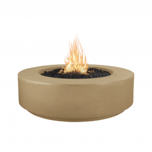 Florence Cement Fire Pit Brown