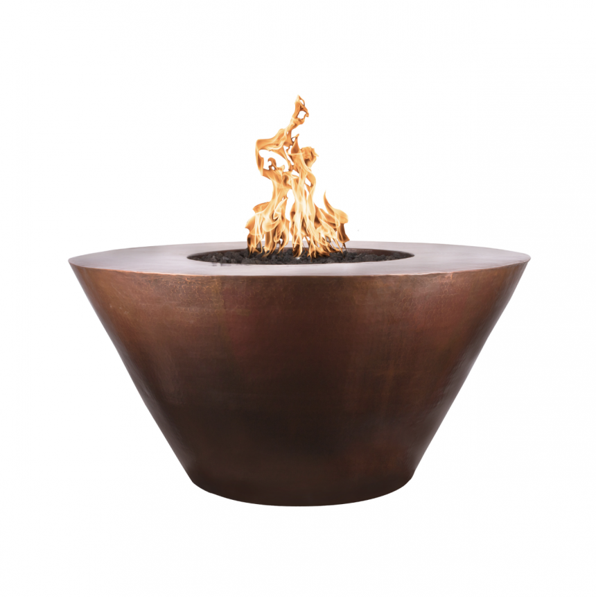 Martillo Copper Fire Pit
