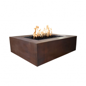 Quad Copper Fire Pit