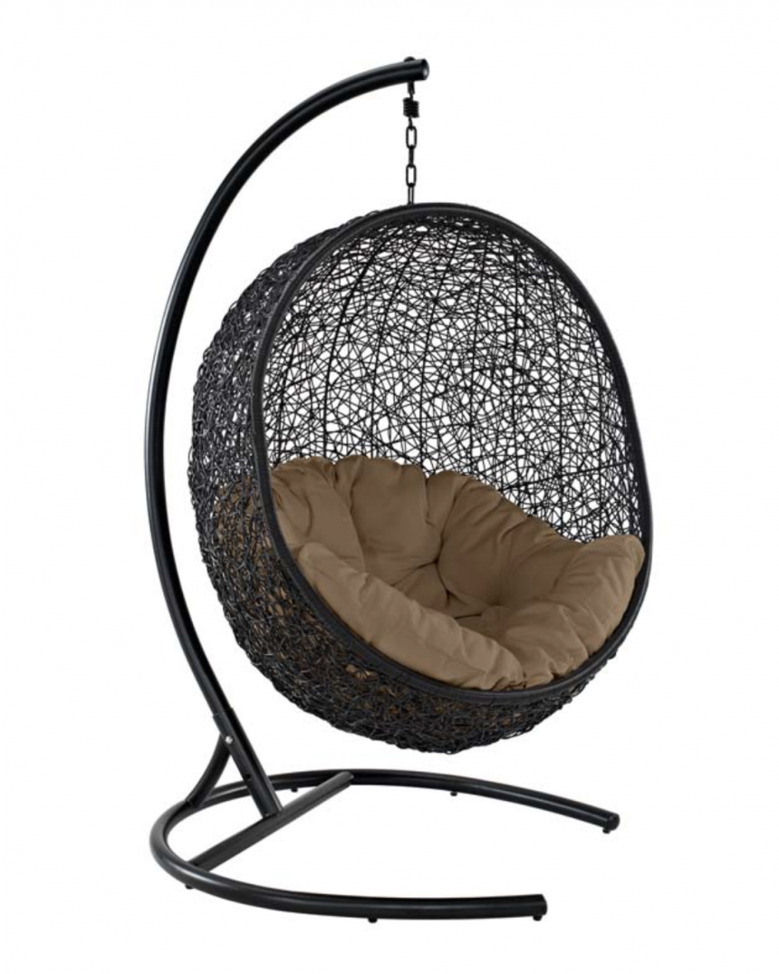 Mocha Hanging Chair