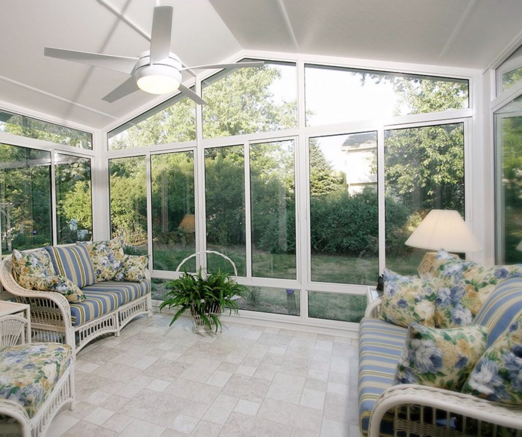 Temo Sunroom Enclosure