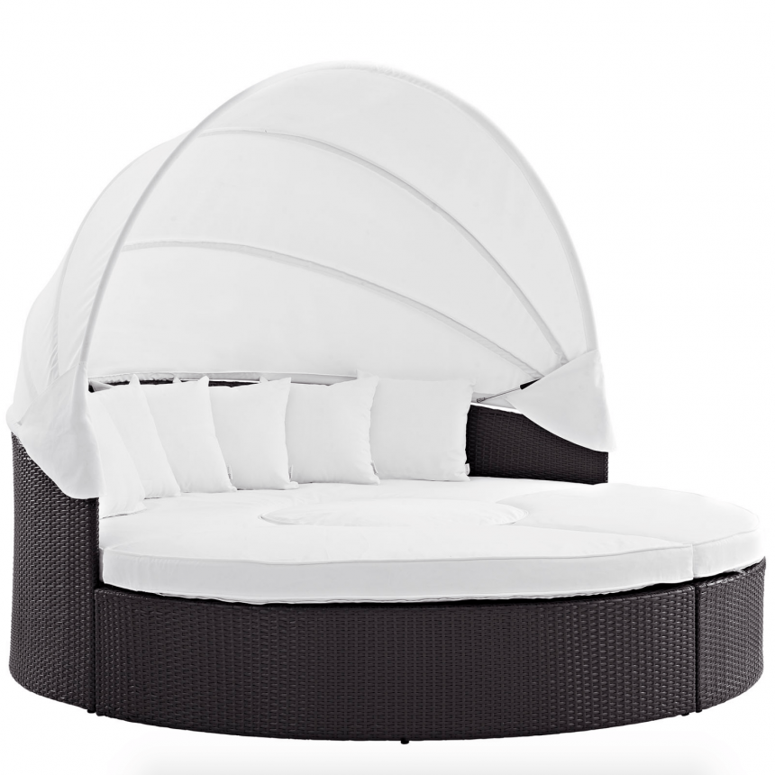 Canopy Daybed in White EEI-2173