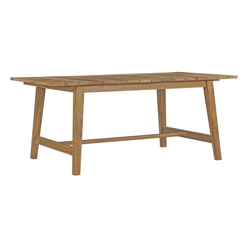 5 Piece Outdoor Patio Teak Outdoor Dining Set Table EEI-3297