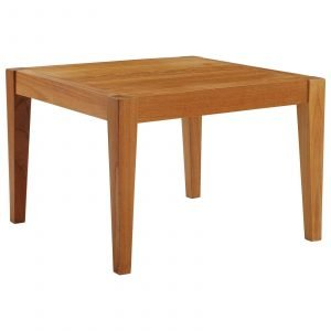 3 Piece Outdoor Patio Premium Grade A Teak Wood Table eei-3626