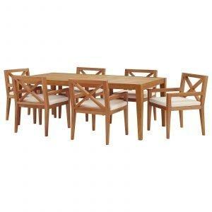 Premium Teak Dining Set EEI-3631