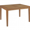 5 piece teak dining set table