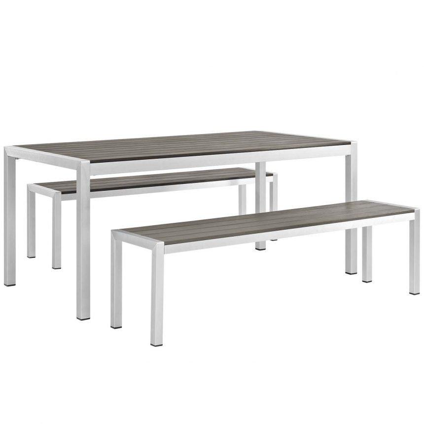 3 Piece Outdoor Patio Aluminum Dining Set EEI-2480