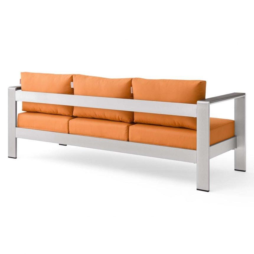 Outdoor Patio Aluminum Sof-EEI-3917-SLV-ORA_Back2