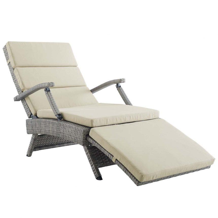 Chaise Outdoor Patio Wicker Rattan Lounge Chair-EEI-2301-LGR-BEI_1