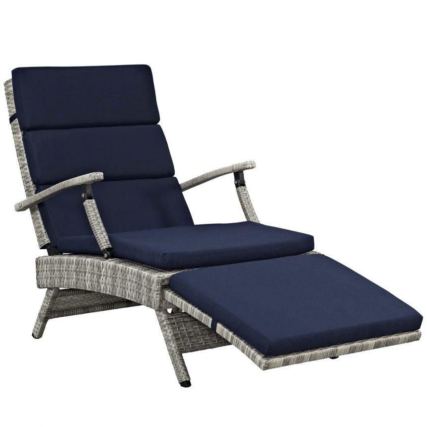 Chaise Outdoor Patio Wicker Rattan Lounge Chair-EEI-2301-LGR-NAV_1