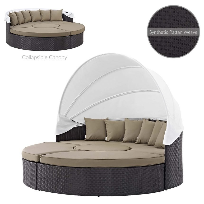 Canopy Outdoor Patio Daybed-EEI-983-EXP-MOC-SET_text