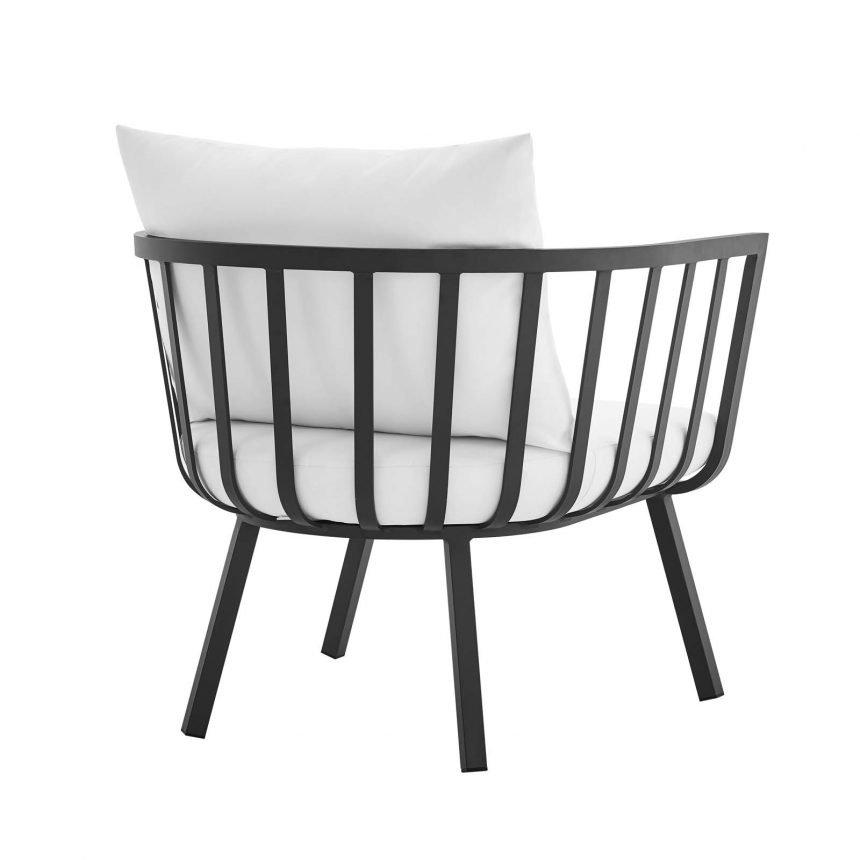5 Piece Outdoor Patio Aluminum Set-EEI-3786-SLA-WHI_chair back